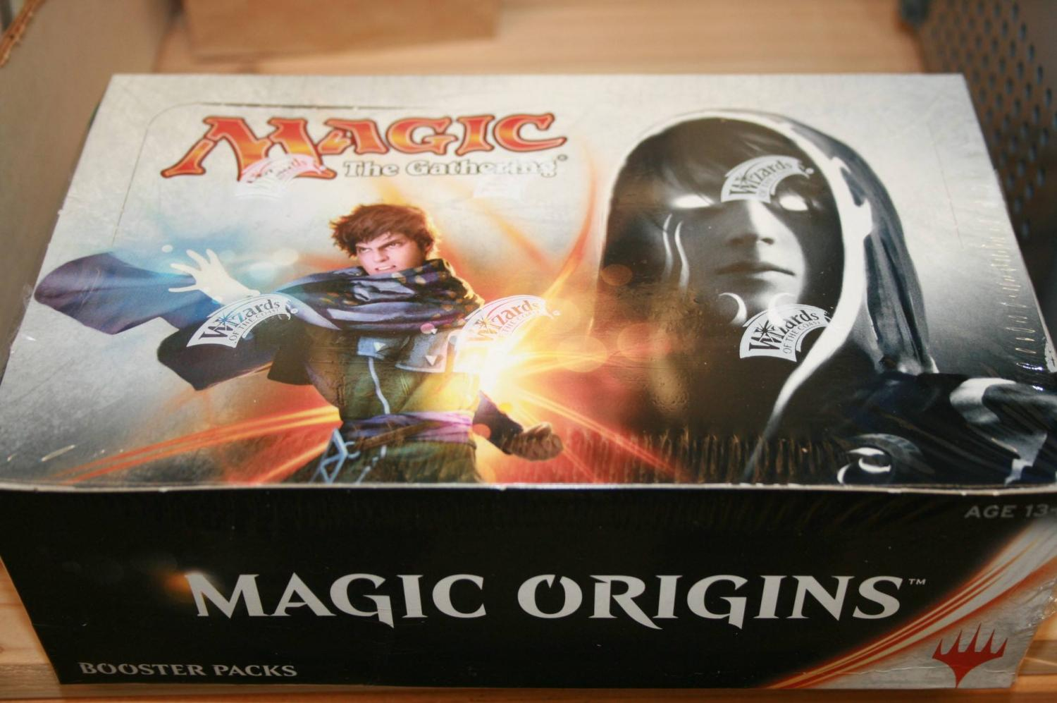 Magic boosters